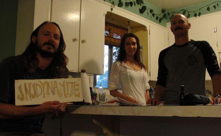 JnJ Dynamite folk trio