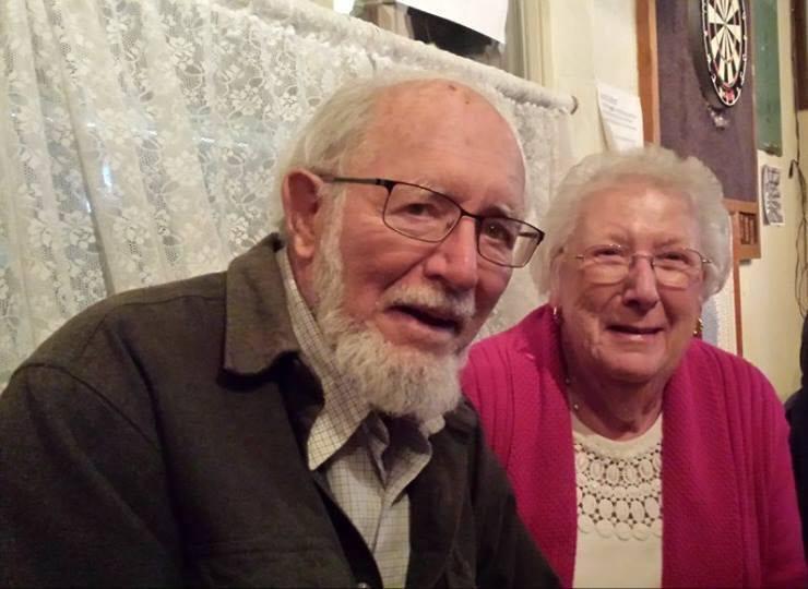 John and Sue Sweeney Ben Lomond