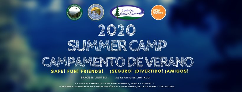 Summer Camps Santa Cruz County