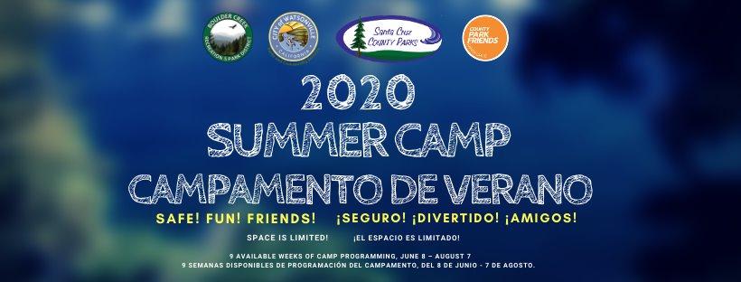 Summer Camps Santa Cruz County