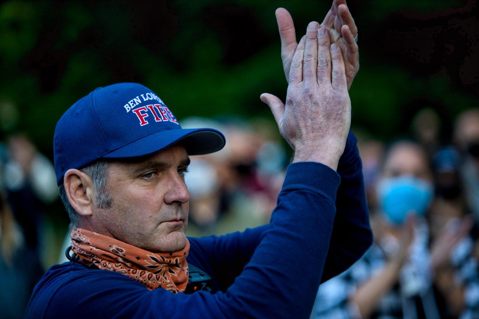 Kevin Painchaud Ben Lomond Vigil