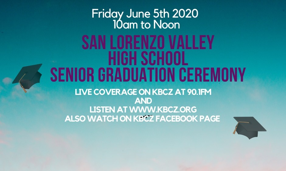 San Lorenzo Valley High School Graduation