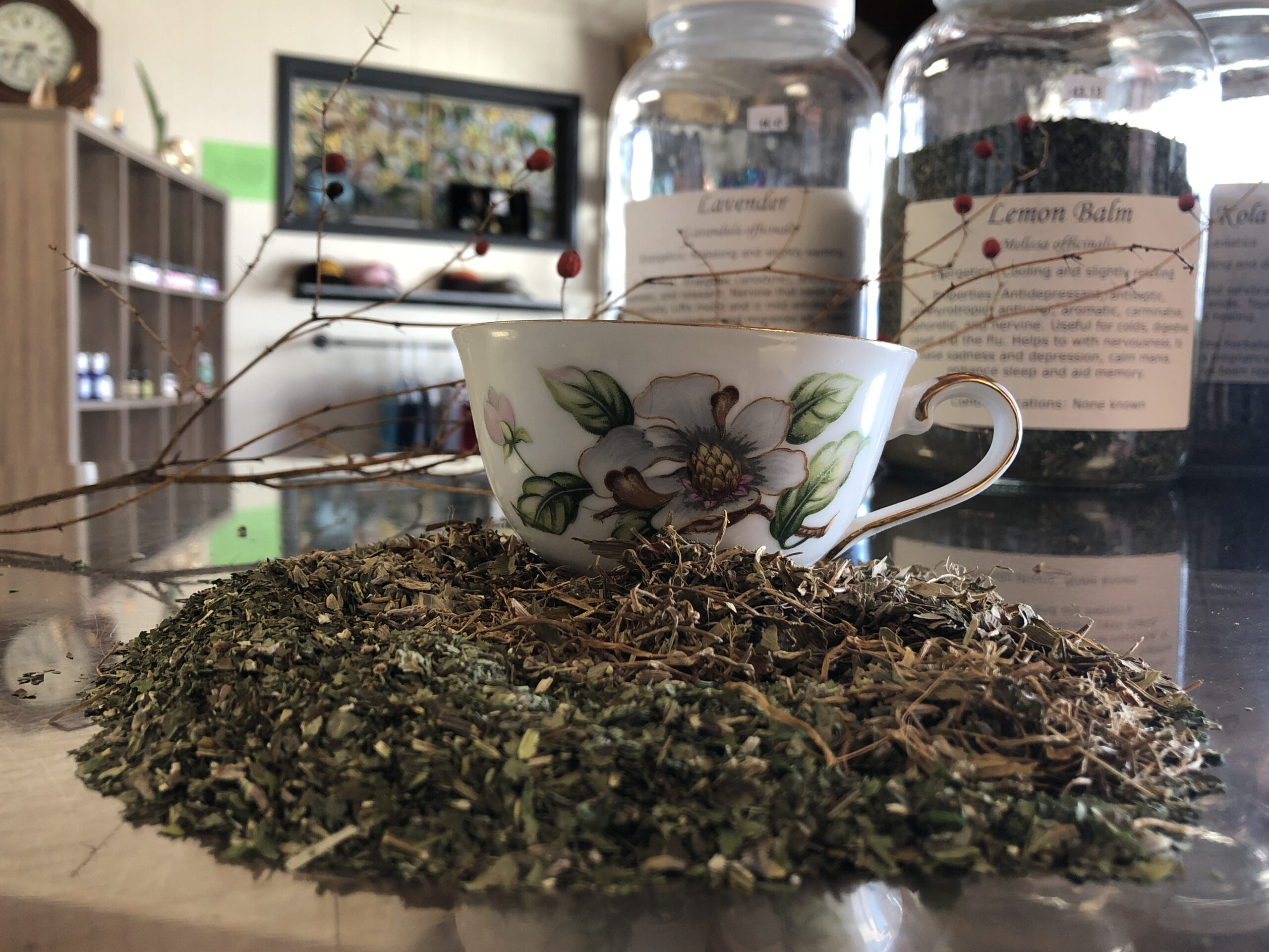 Aum Herb Apothecary in Boulder Creek