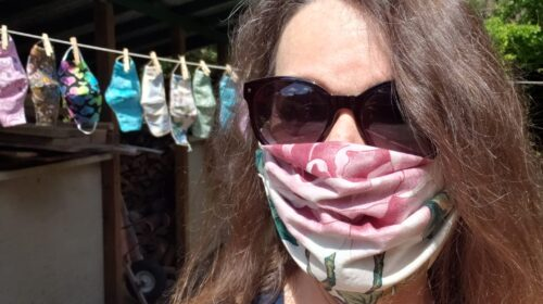 Face masks San Lorenzo Valley