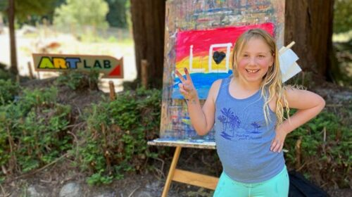 The Art Lab in Boulder Creek