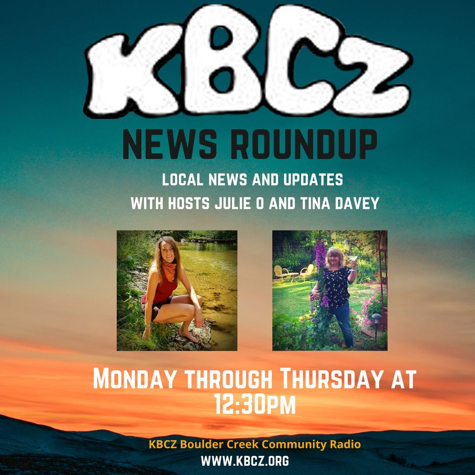 KBCZ News Roundup