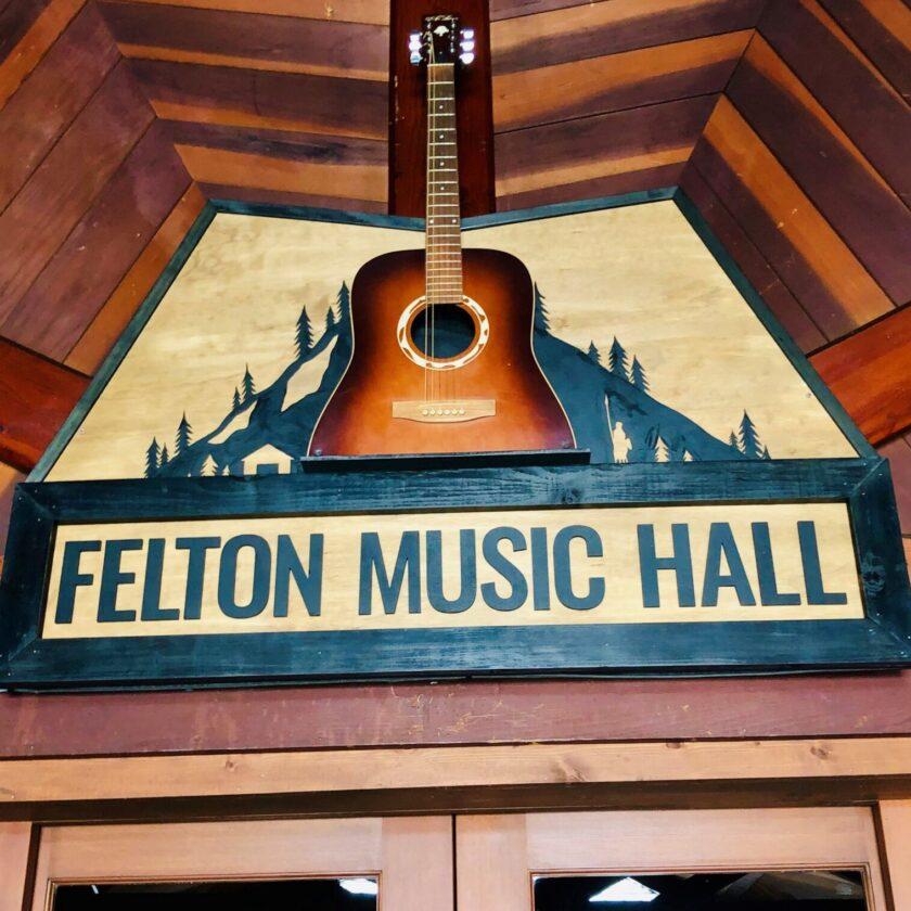 Felton Music Hall San Lorenzo Valley