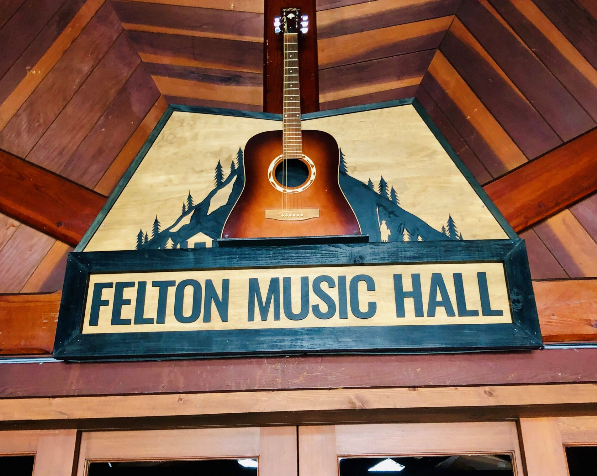 Felton Music Hall San Lorenzo Valley