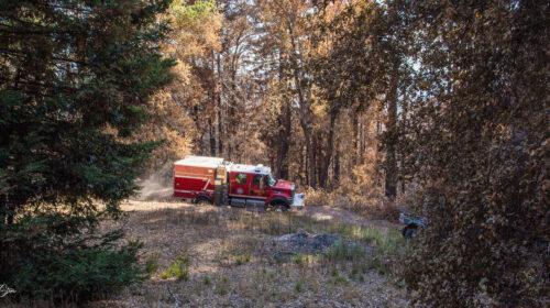 Felton Fire Debris Flow Task Force