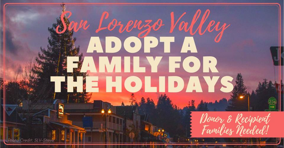 SLV Adopt a Family for the Holidays
