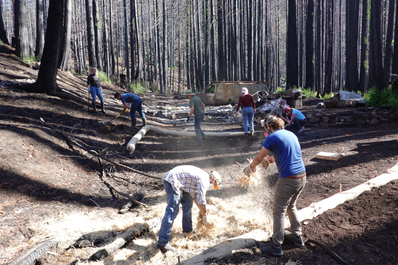 Post-Fire Watershed Defense Coalition