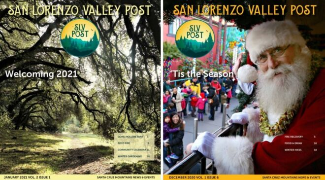 San Lorenzo Valley Post News Santa Cruz Mountains