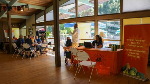 Boulder Creek Recreation Community Relief