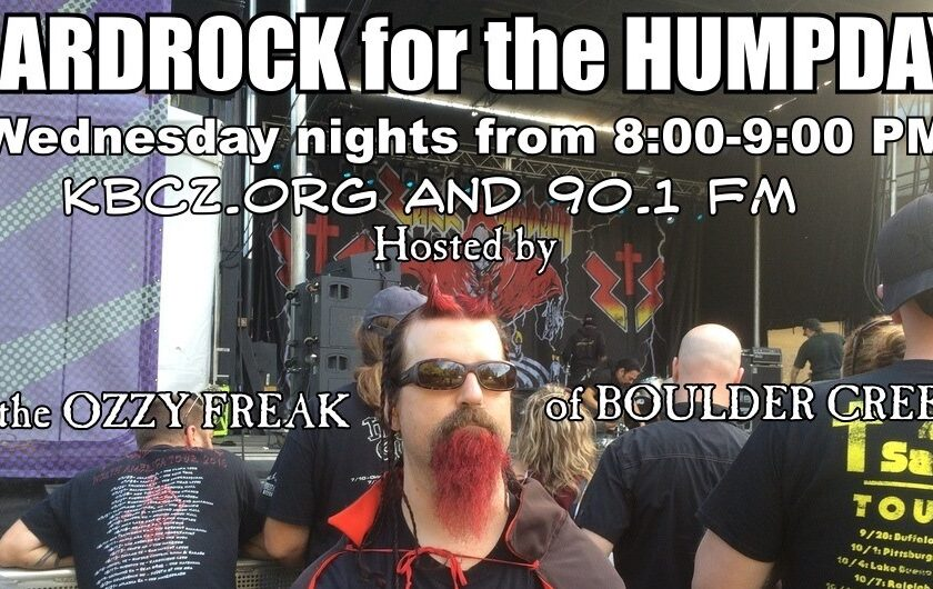 KBCZ hard rock radio Boulder Creek