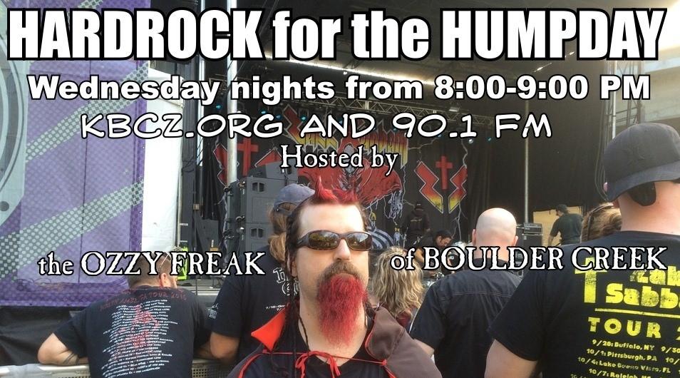 KBCZ hard rock radio Boulder Creek