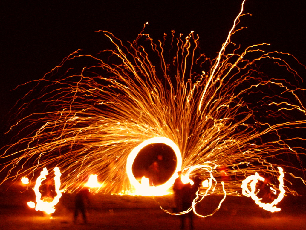 Imbolc fire festival dragons lair
