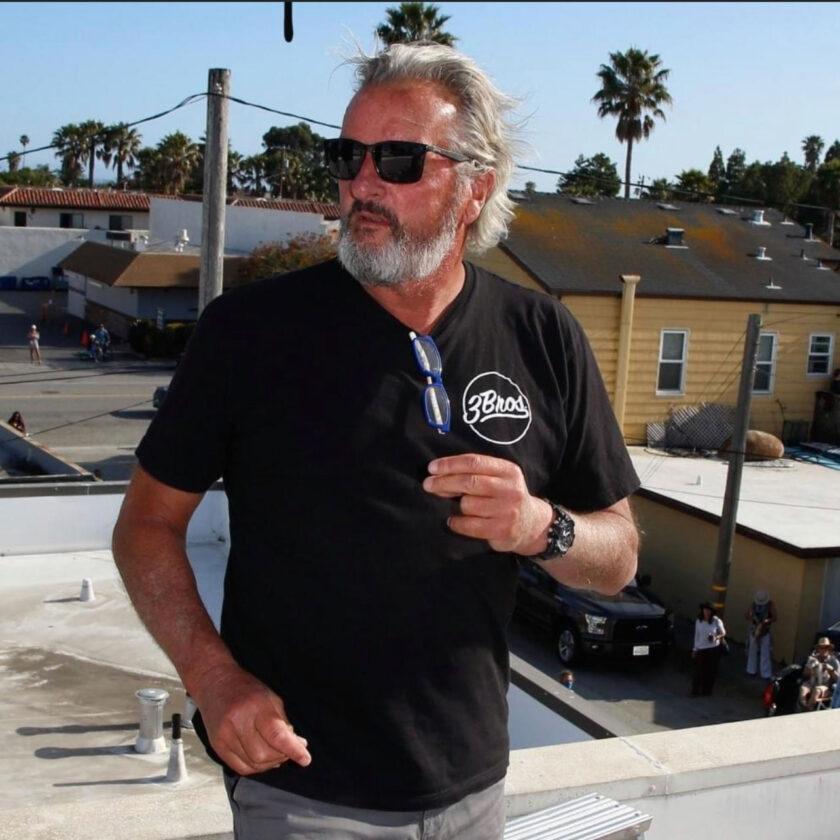 Neil Pearlberg Off the Lip radio