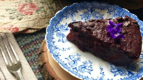 Chocolate Beetroot Cake Alison Steele