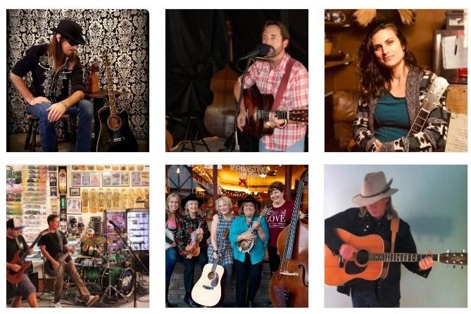 Live music in the San Lorenzo Valley and Santa Cruz County