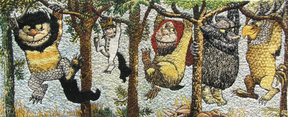 Mardeen Gordon Where the Wild Things Are