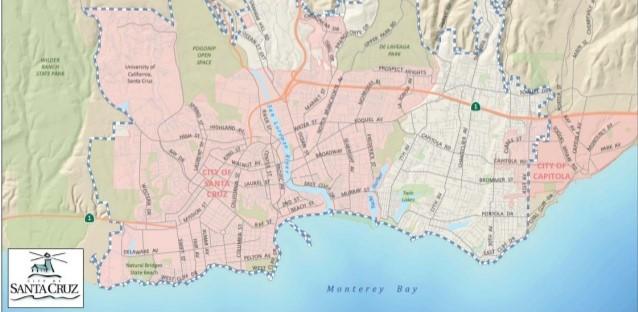 City of Santa Cruz Water Department