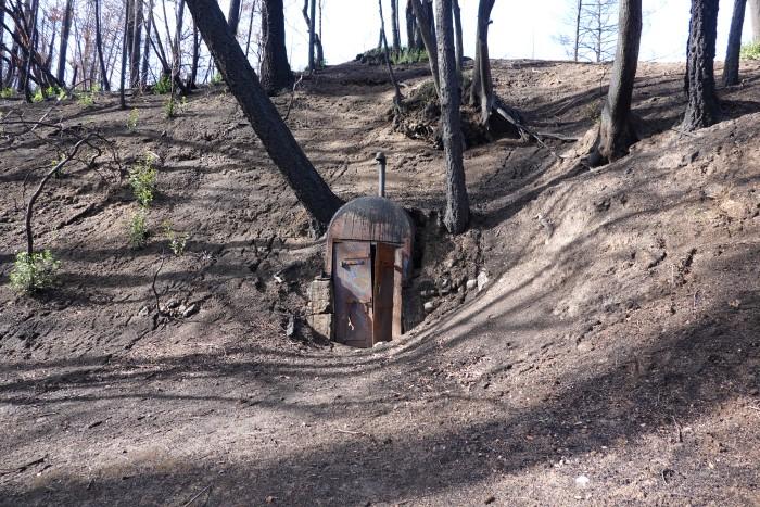 santa cruz mountains bunker magazine