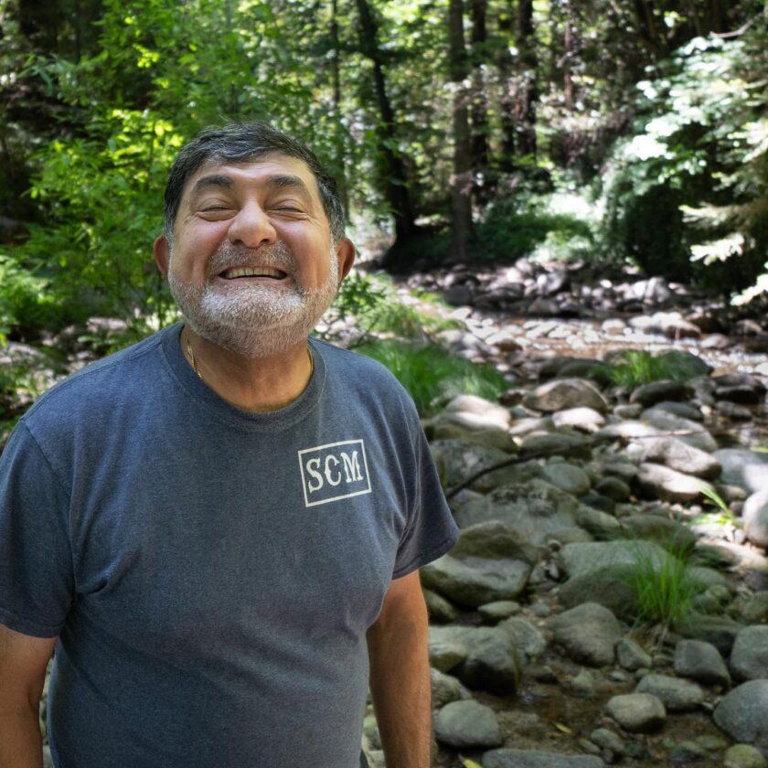 Masood Madani Boulder Creek