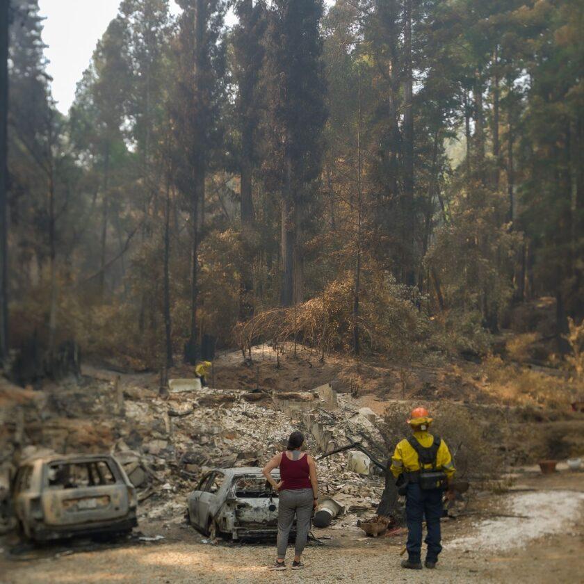 Antonia Bradford Boulder Creek California