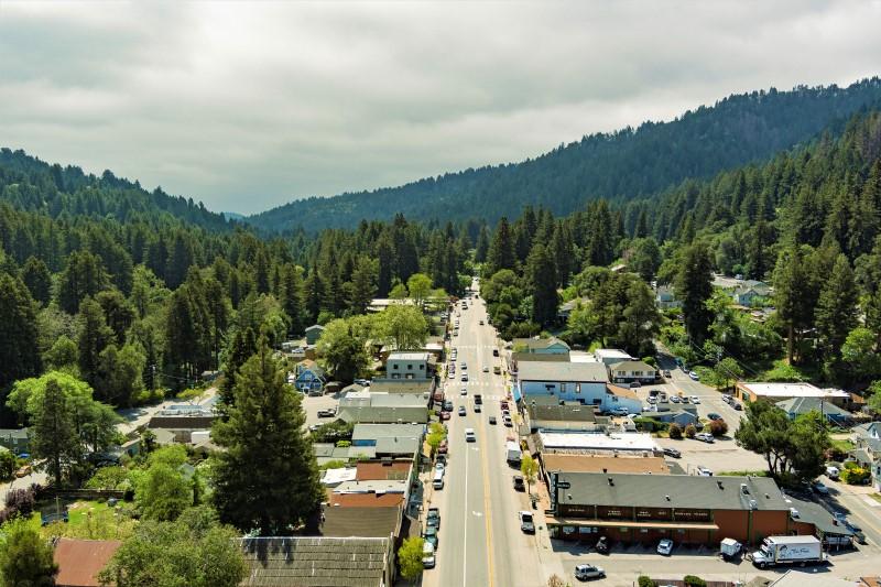 Boulder Creek California