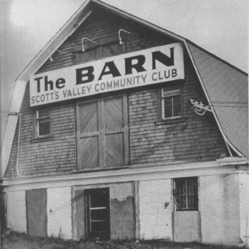 Scotts Valley Community Barn
