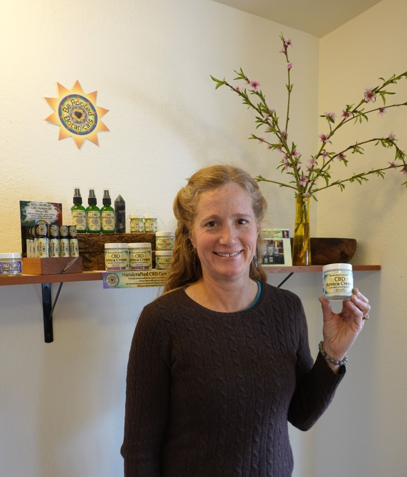 molly hildenbrand be rooted botanicals