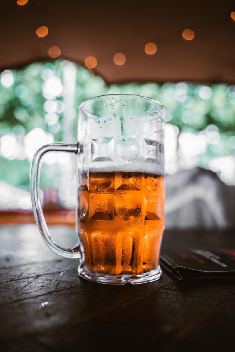 German lager beer
