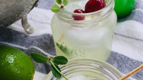 Elderflower soda Alison Steele