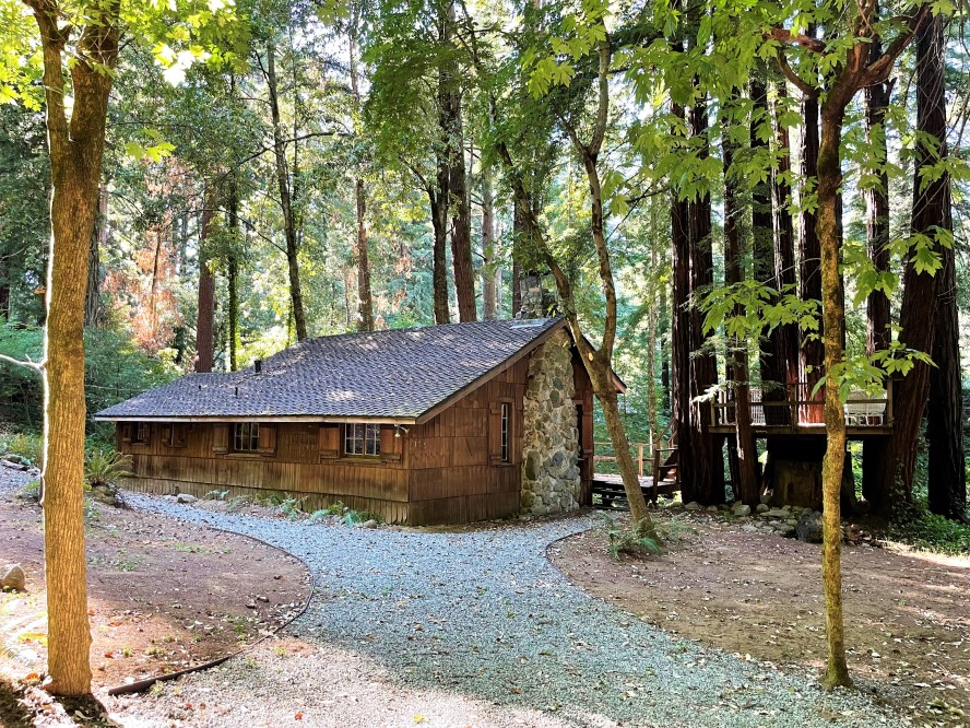 Monte Vista Lane Boulder Creek California