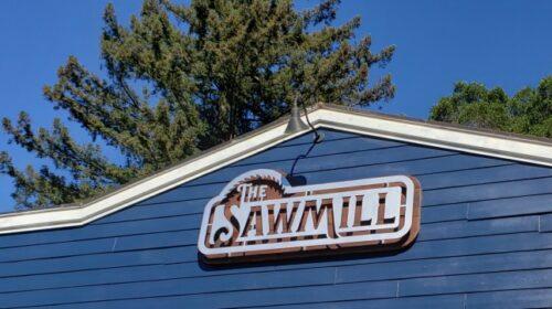 The sawmill restaurant and alehouse Boulder Creek