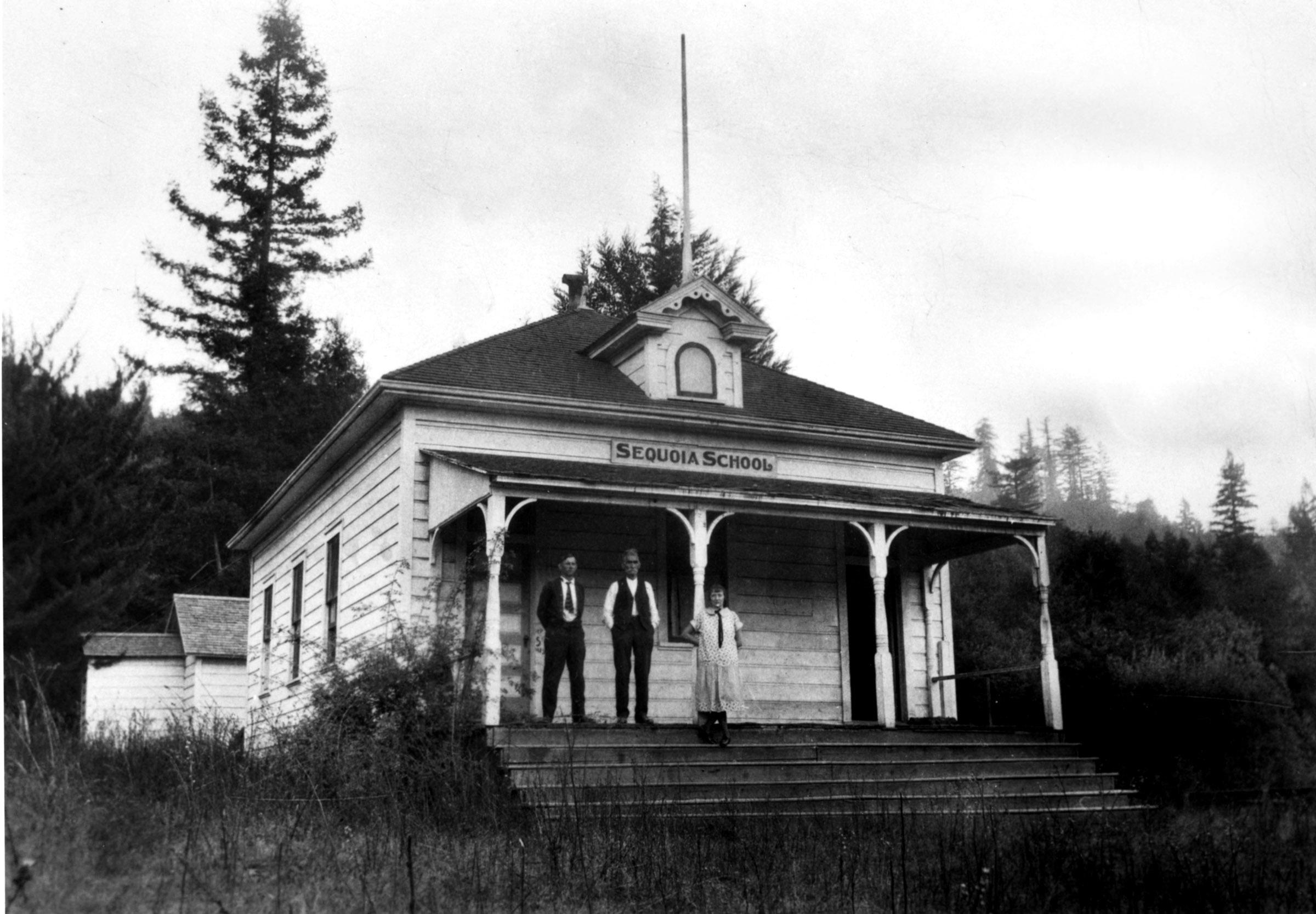 Sequoia School House