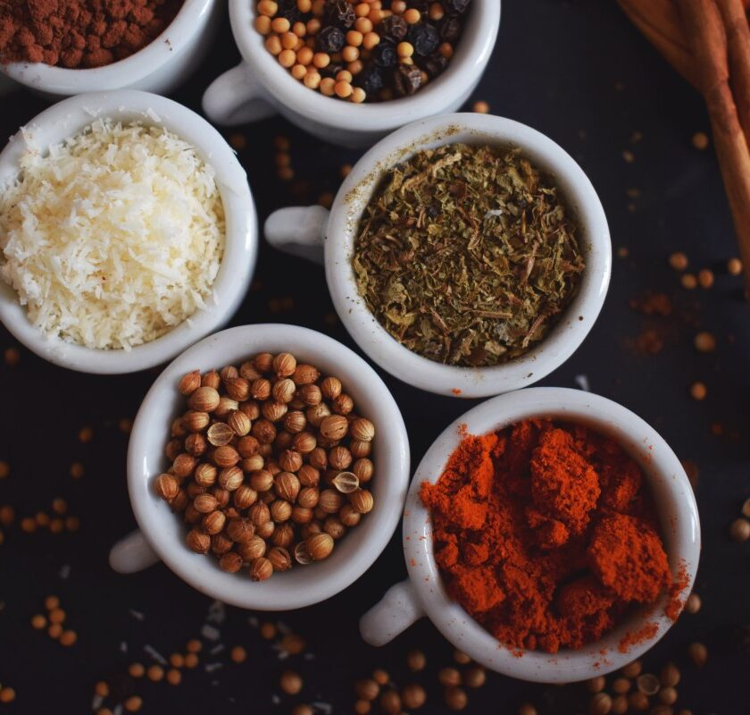 condiment fixins herbs spices