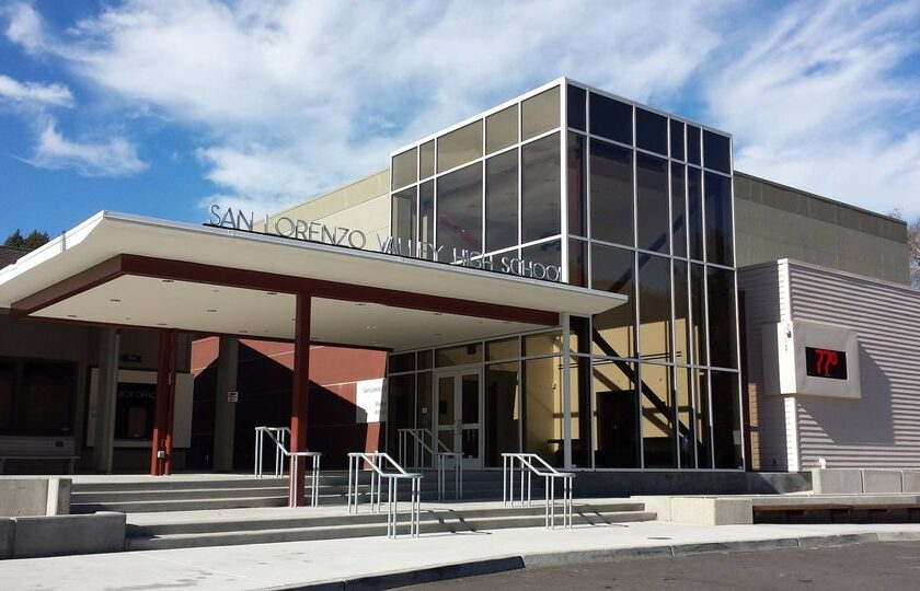 San Lorenzo Valley High School