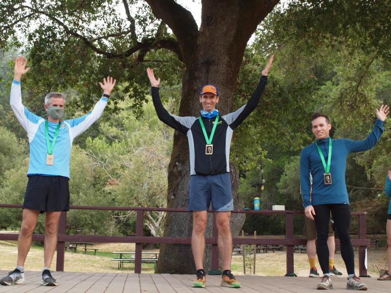 2021 Race Thru the Redwoods Winner