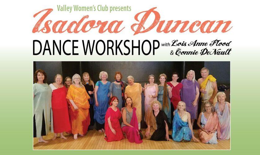 Isadora Duncan Dance Workshop