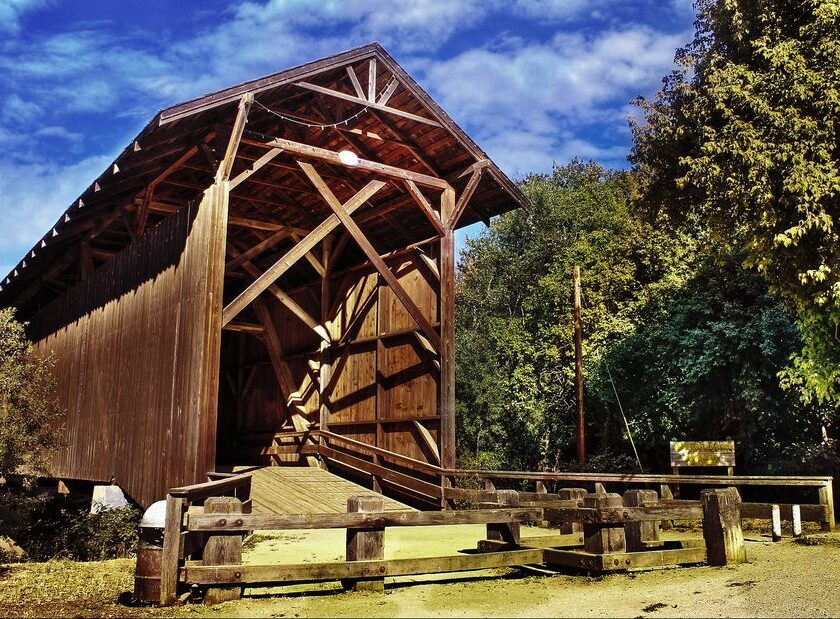 Felton Covered Bridge Park